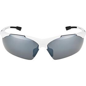 UVEX Sportstyle 223 Sportbrille white/silver
